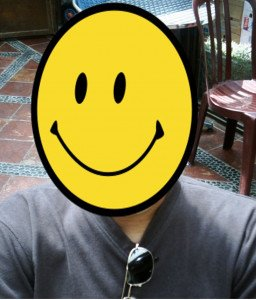 Moi sourire