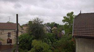 Pluie Montfermeil