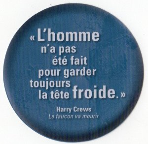 Citation Harry Crews