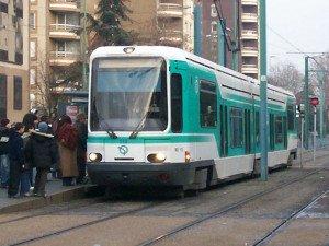 Tramway ligne T1 - Bobigny Pablo Picasso