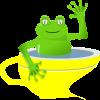 I am a froggie