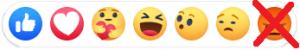 Humeurs Facebook sans colère