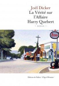 La Vérité sur l'affaire Harry Quebert - Le livre