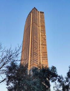 La tour du Montparnasse