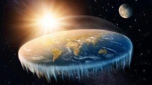 La terre selon les platistes